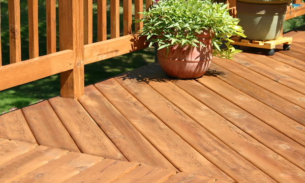 Wood Deck Builder in Beaver Dam, Wisconsin.