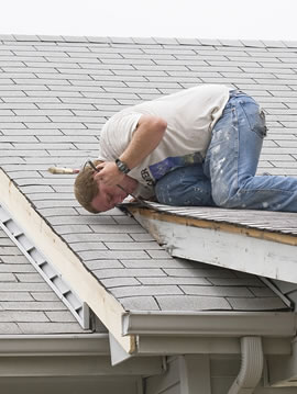 Roofing Repair Contractor in Fond Du Lac, Wisconsin.