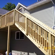 Wood Deck Builder