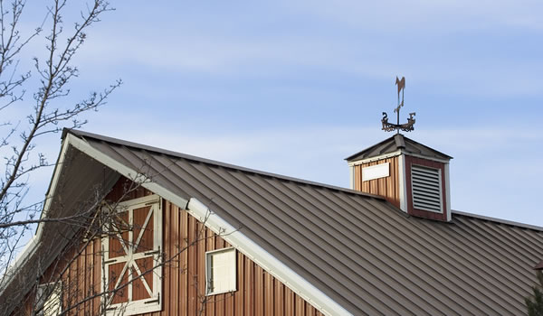 Beaver Dam Wisconsin Metal Roofing Contractor