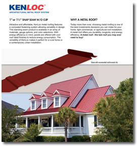 Metal Roofing Contractor And Installer Fond Du Lac Wisonsin