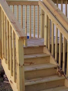 Custom Deck Builder in Hartford, WI