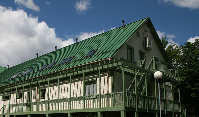 Metal Roofing Systems in Mayville WI