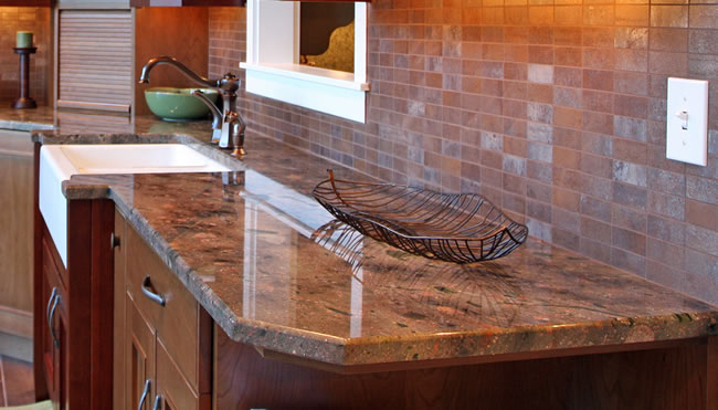 New Countertop Materials 2015 : Having New Kitchen Countertops Installed Into Your Wisconsin Home