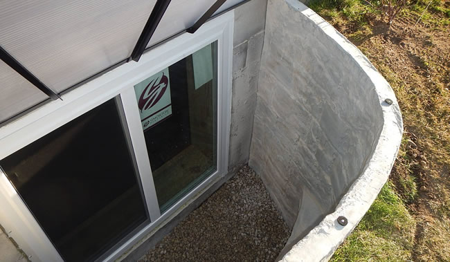 Egress Window Installations in Wisconsin.