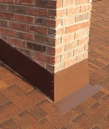 Roof Flashing Installations