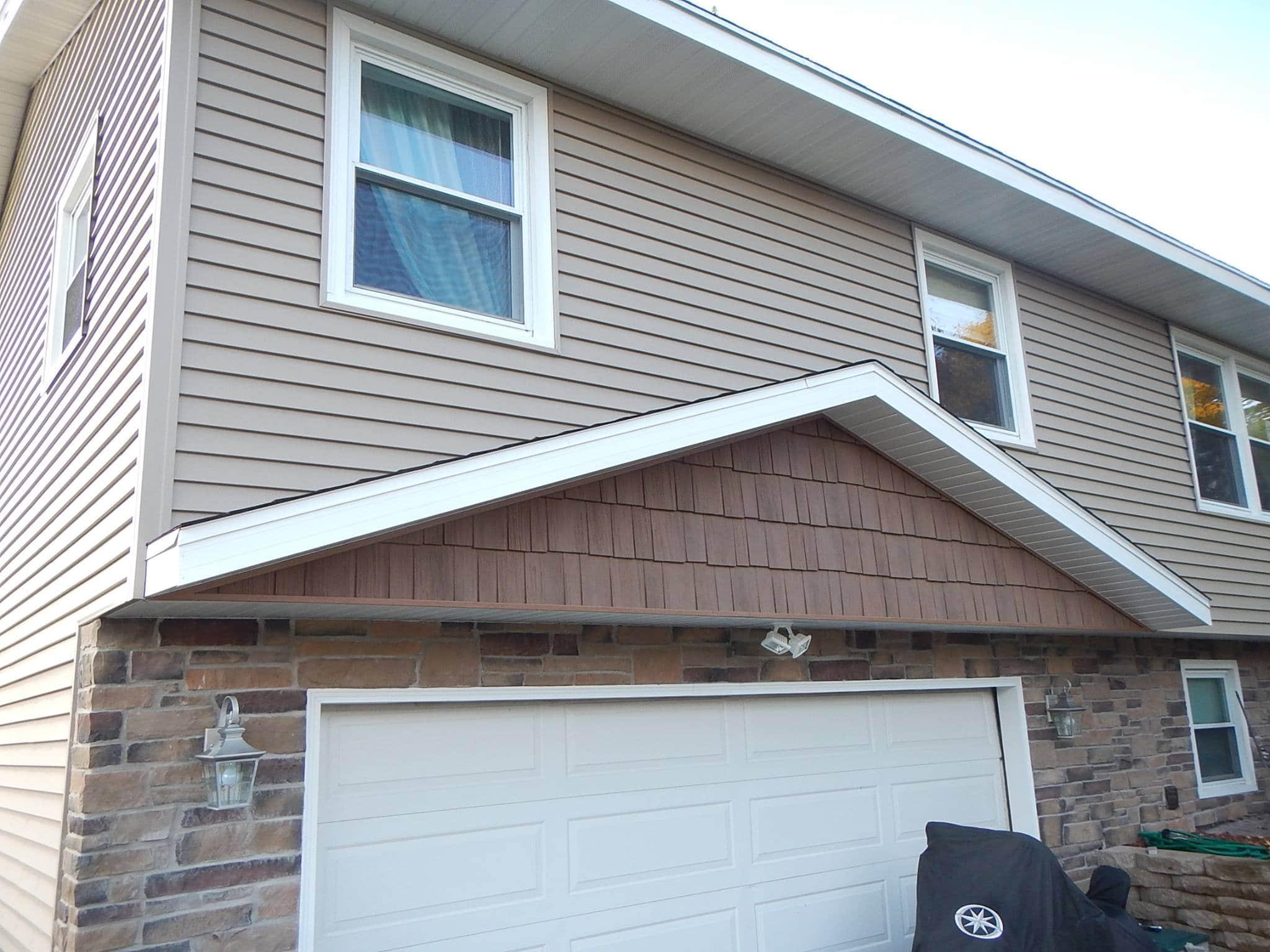 Exterior makeover - Exterior home repairs ...