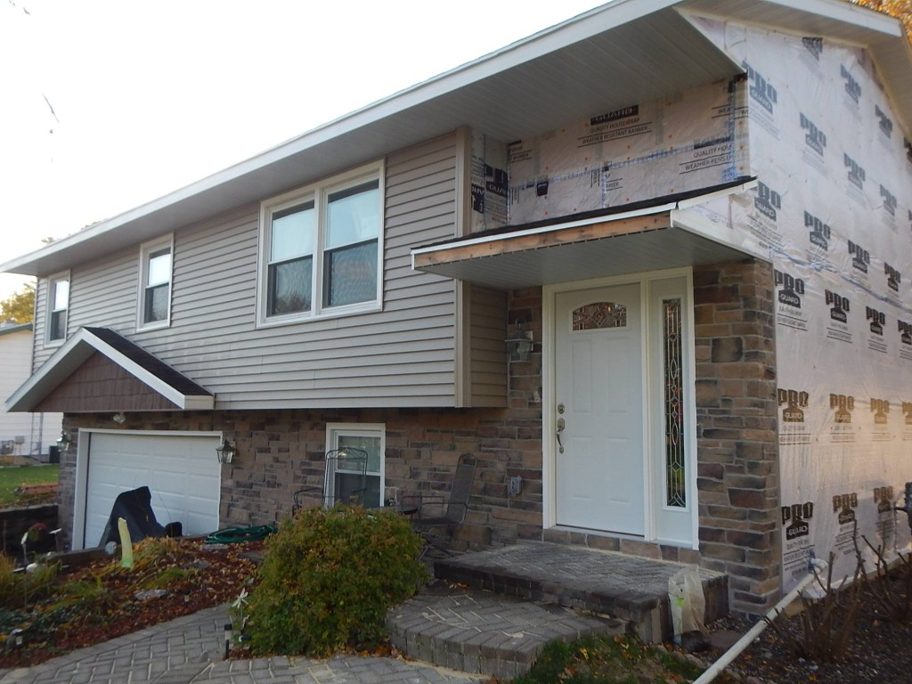Mayville beaver dam hartford home improvement and remodeling contractor - Exterior home repair ...