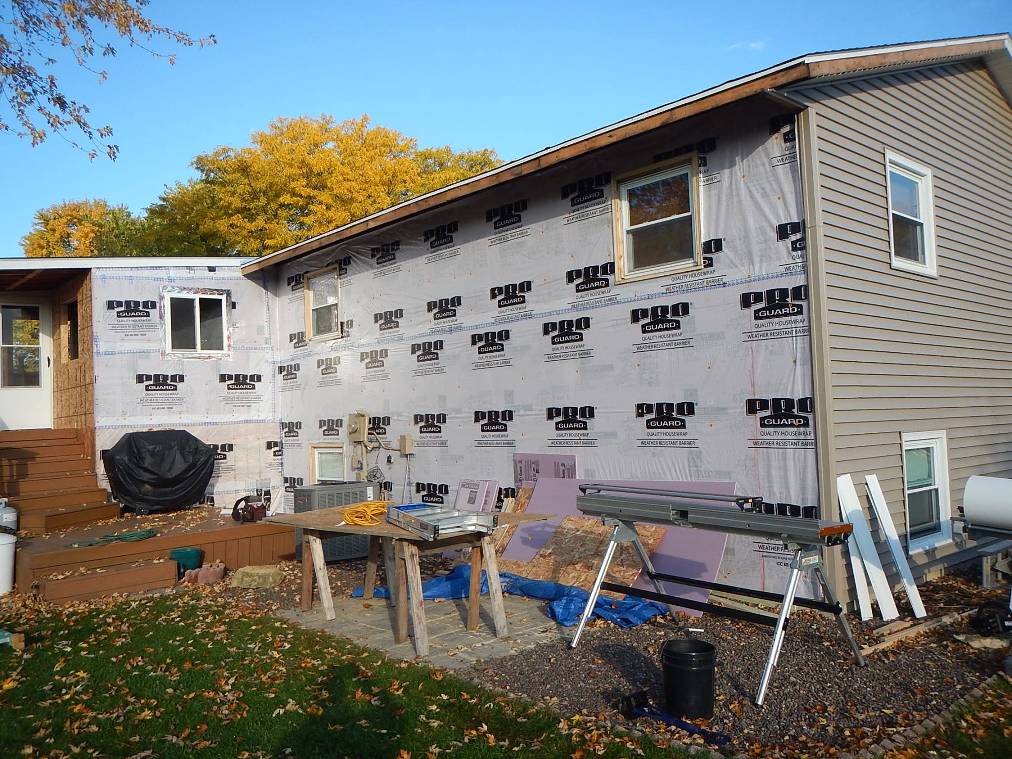 Exterior Home Remodeling Contractor In Wisconsin