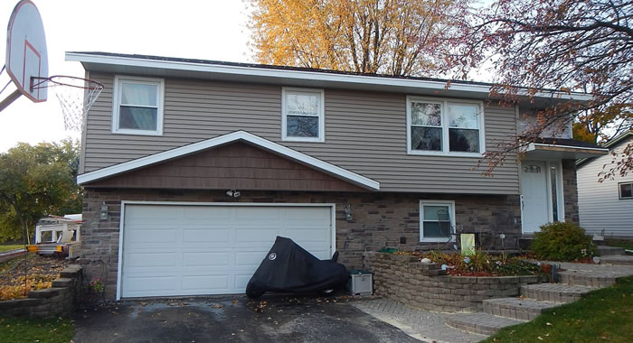 Siding Replacement in Wisconsin