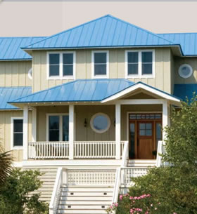 Choosing A Style And Color For Your Metal Roofing System