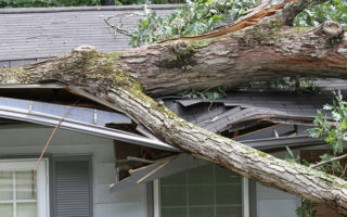 Storm Damaged Roof and Home Repairs Wisconsin.