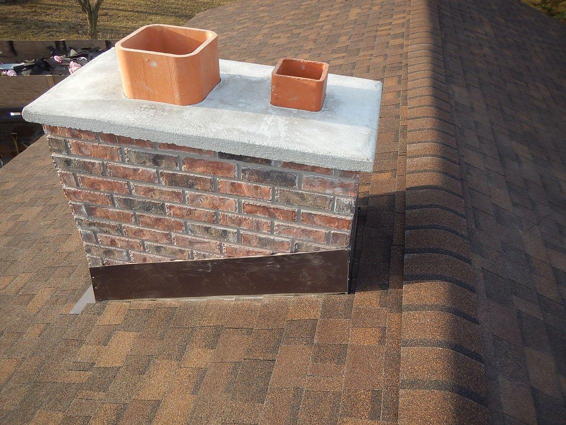 Asphalt Roofing Replacement Brads Construction Exterior
