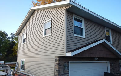 Siding Repair and Replacement Dodge County WI.