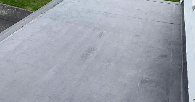 Epdm Rubber Roofing Contractor In Beaver Dam Wisconsin