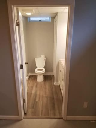 Basement Bathroom Remodeling