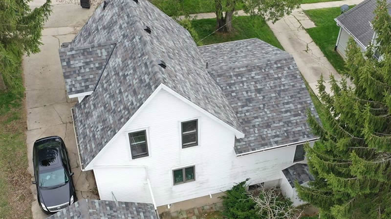 Roof Replacement in Kekoskee