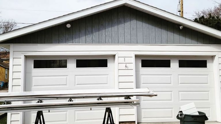 Garage Roof Replacement Fond Du Lac WI