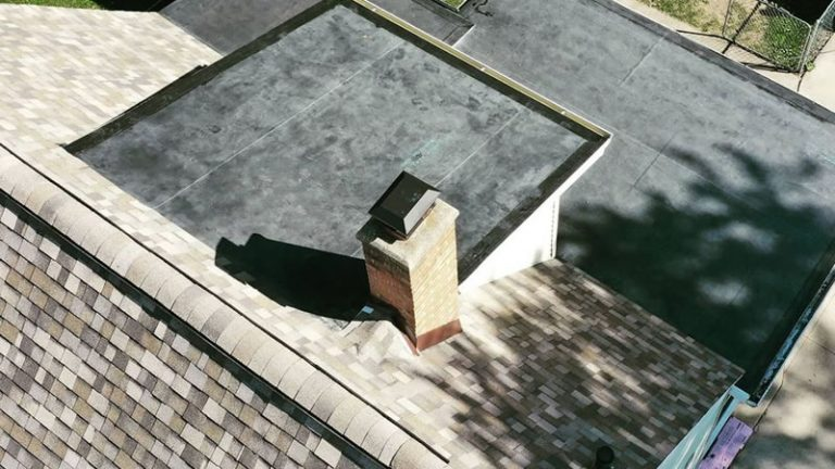 Flat Roofing EPDM Installation Dodge County WI