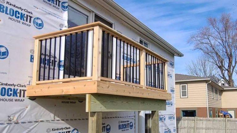 Deck Rebuild In Beaver Dam Wisconsin