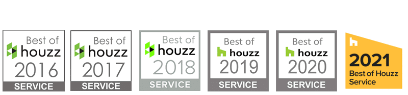 Best Of Houzz 6 Years In A Row