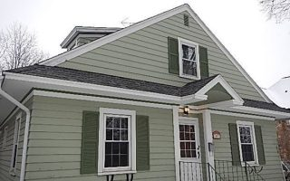 Choosing The Right Siding For Your Home.